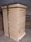 Beginner Complete Beekeeping Kit, Assembled