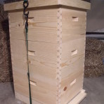 Beginner Complete Beekeeping Kit, Assembled